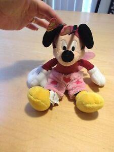 Adorable Plush Stuffed Animal Disney Mickey Mouse Love Bug Cupid Toy