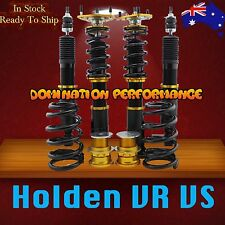 Coilover Kit - SYC Holden Commodore VR VS Ute Solid Diff Adjustable Coilovers