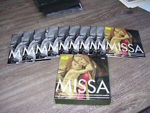 Missa  * 9 CD BOX Deutsche Gramophon Holland  2008 * VERY RARE !!!