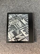 Amazon Kindle Oasis (9th Generation) 8GB Wifi Graphite - MINT