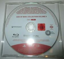 God Of War Collection Volume II Brand New Playstation 3 Promo
