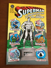 New ListingSuperman Whatever Happened To The Man Of Tomorrow? Vf+ Alan Moore Dc Comics