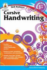 Skill Builders Cursive Handwriting Grades 3+, Paperback by Carson-Dellosa Pub...