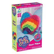 Plush Craft Heart Pillow Kit- , New, Free Shipping