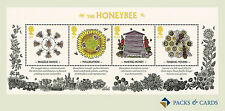 2015 abejas británica-Honeybee Sello En Miniatura Hoja No.111 - Sellos de Royal Mail
