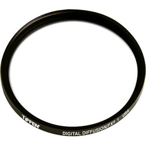 Tiffen 67mm Digital Diffusion FX 1 Filter Optical Resolution Diffusion Filters