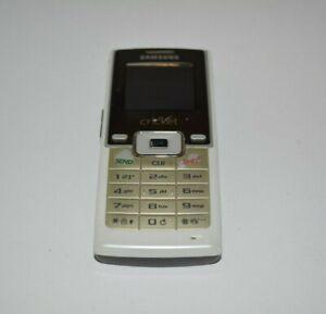 Samsung Spex SCH-R210 Cricket Bar Type Cellphone Numeric Keypad Cellular Phone