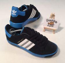 Adidas Originals Forest Hills Trainers UK 5.5 'UNISEX RARE VINTAGE BLACK BLUE'