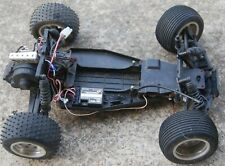Traxxas Rustler   1/10th Scale R/C  2WD Chassis and parts
