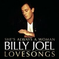 """BILLY JOEL """"SHES ALWAYS A WOMAN: THE LOVE SONGS"""" CD NEU"""