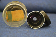 Carl Zeiss Wide Angle Vintage Camera Lenses