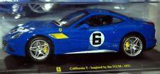 "DIE CAST "" CALIFORNIA T INSPIRED BY THE 512 M -  1971 ""  1/24  LE GRANDI FERRARI"