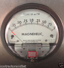 New Overstock Dwyer 2002  Magnehelic Differential pressure Gauge