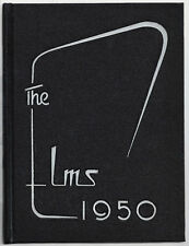 1950 Buffalo University NY State College Yearbook - THE ELMS