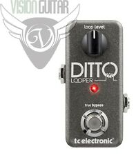 NEW! TC Electronic DITTO LOOPER Pedal - Super Intuitive - 24 Bit Quality Sound