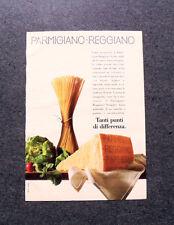 I218-Advertising Pubblicità-1990- PARMIGGIANO REGGIANO