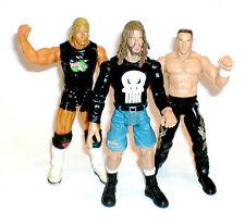 WWF WWE TNA Wrestling LOTTO RAVEN, onorevole BAD Ass & altre figura LOTTO, Nizza