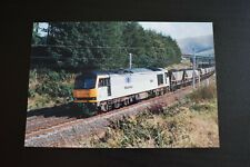 Train Photograph of Railway Locomotive No 60072