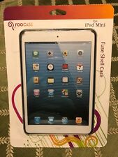 rooCASE Fuse Snap-On Shell Case For Apple iPad Mini Frosty Gray NEW