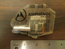 Amphenol Mil-Spec BNC-BNC Adaptor In Original Bag NOS