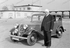 Negativ-Reichsautobahn-Rasthof-Mannheim-BMW-PKW-KFZ-RAB-1930er Jahre-1