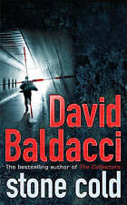 Stone Cold by David Baldacci (Paperback, 2008)