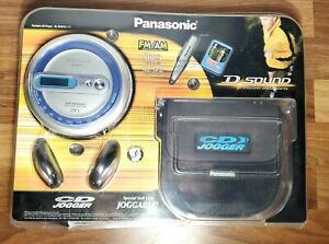 New Panasonic SL-SV573J Personal Portable CD Jogger Player