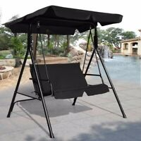 Garden Swing Chair Canopy Outdoor Yard Replacement Cover Spare Cover Sun Shade