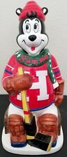 Hamm's Beer Ted the Goalie Hockey Limited Edition Player Coin Bank