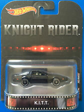 2017 Hot Wheels Retro Entertainment KNIGHT RIDER K.I.T.T. Pontiac Firebird!