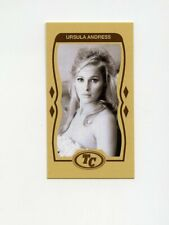 #LK.0672 URSULA ANDRESS Anti Tobacco NO SMOKING Trade Card RARE