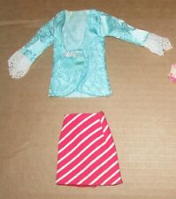 Vintage Takara Licca Mama Clothing Pieces Lot