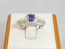 Tanzanite White Sapphire Fine Jewellery