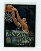 YAO MING 2003-04 Upper Deck Victory Monster Jams #218  Houston Rockets