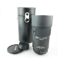 Nikon AF Nikkor 180mm 1:2.8 Objektiv / lens mit case CL-38