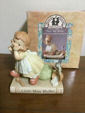 Memories Of Yesterday Little Miss Muffet Limited Edition