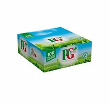 PG Tips  - 100 Tagged Tea Bags     Free UK Delivery