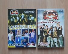 DVD Musik Filme von US5 the History & Live in Concert On Stage Behind the Scenes