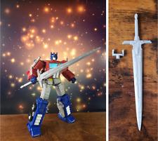 Optimus Prime Upgrade kit Sword Transformers Kingdom Earthrise Siege TF-Lab