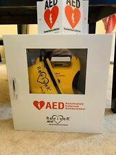 USED Defibtech ReviveR Lifeline Semi-Automatic AED