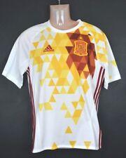 Spain adidas away jersey shirt soccer football size 15/16 (small) 2016 European