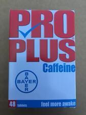 BRAND NEW PROPLUS X 48 CAFFEINE TABLETS FREE POSTAGE