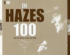 André Hazes : De Hazes 100 - Van de fans, voor de fans (5 CD)