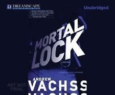 Mortal Lock by Andrew Vachss (2013, MP3 CD, Unabridged)