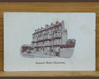Vintage Postcard-Devon-Ilfracombe-Imperial Hotel