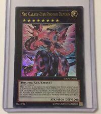 Yu-Gi-Oh! Neo Galaxy-Eyes Photon Dragon GAOV-EN041 Ultra Rare Nr Mint