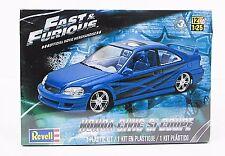 Fast & Furious Honda Civic Si Coupe Revell 85-4331 1/25 New Car Model Kit