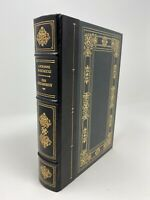 FRANKLIN LIBRARY THE DECAMERON BY GIOVANNI BOCCACCIO 1/4 Leather