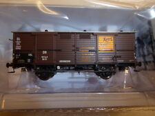 "Brawa H0 48657 Gedeckter Güterwagen ""Ritter Sport"" der DB NEU & OVP"