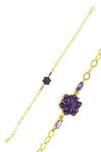 Handmade Bracelet Jewelry Made of Sterling Silver